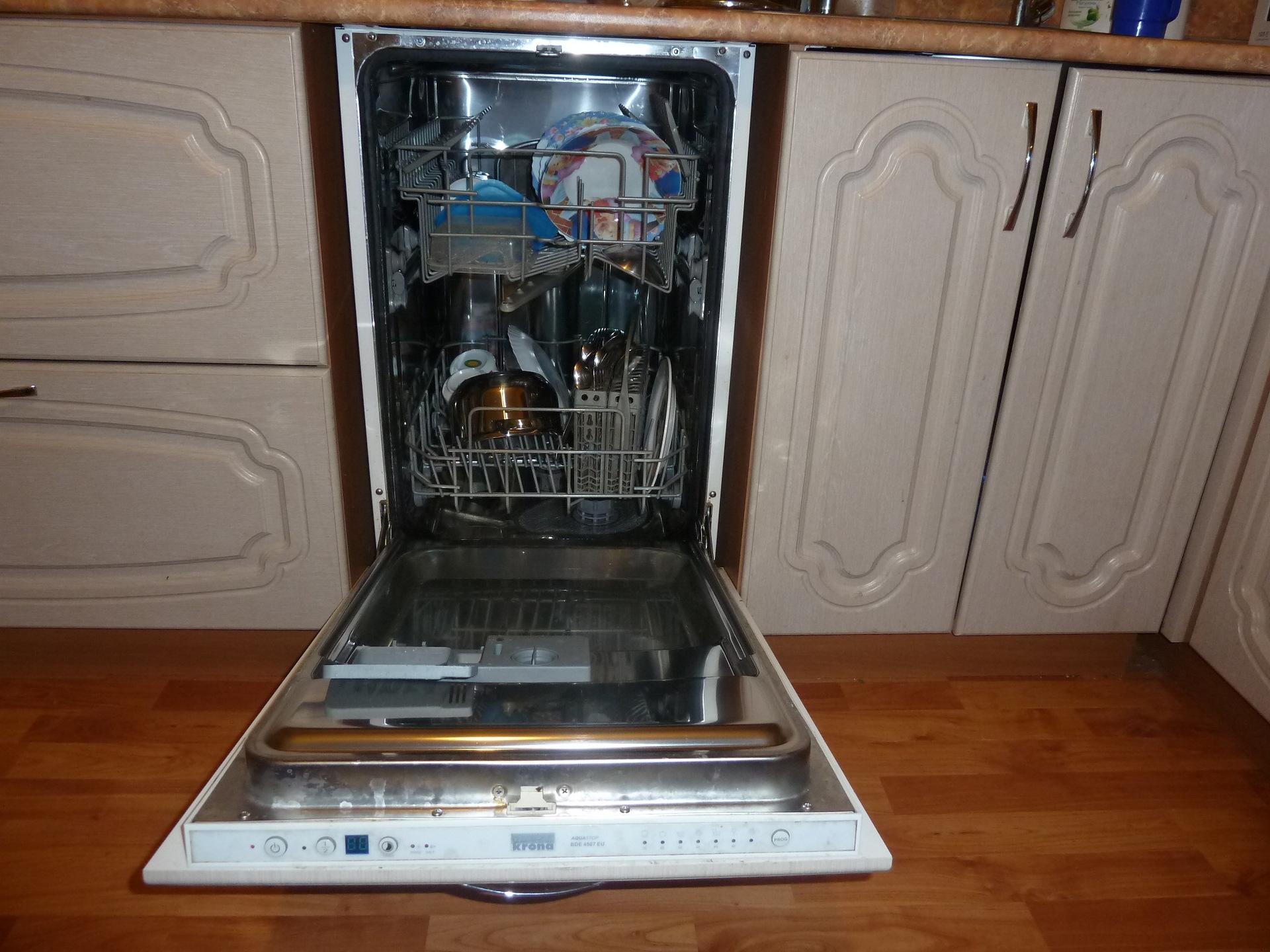 Как самому сделать посудомоечную машину