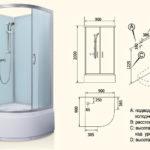 Установка и монтаж душевых кабин
