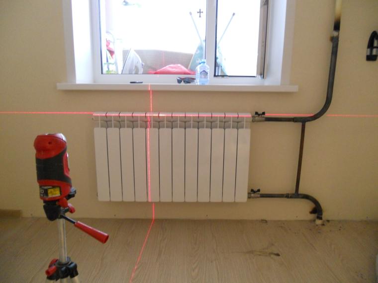 Монтаж отопления в квартирах и домах - монтаж сантехники и о.