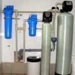 Установка водоочистки